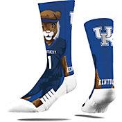 Strideline Kentucky Wildcats Mascot Crew Socks