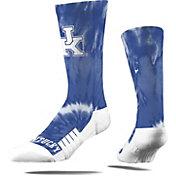 Strideline Kentucky Wildcats Tie Dye Crew Socks