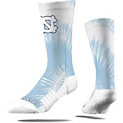 Strideline North Carolina Tar Heels Tie Dye Crew Socks