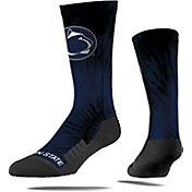 Strideline Penn State Nittany Lions Tie Dye Crew Socks