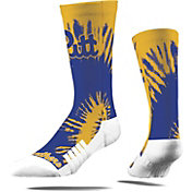 Strideline Pitt Panthers Tie Dye Crew Socks