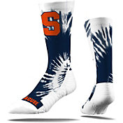 Strideline Syracuse Orange Tie Dye Crew Socks