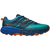 HOKA ONE ONE Men's Speedgoat 4 Trail Running Shoes