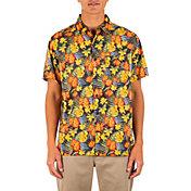 Hurley Men's Rincon Short Sleeve Shirt