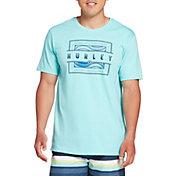 Hurley Men's Sundial Graphic T Shirt