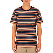 Hurley Men's Everyday Steamer Stripe Pocket Shirt