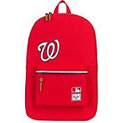 Hershel Washington Nationals Red Heritage Backpack