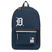 Hershel Detroit Tigers Navy Heritage Backpack