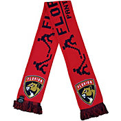 Ruffneck Scarves Florida Panthers 8-Bit Scarf