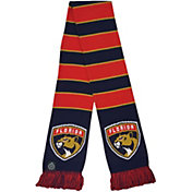 Ruffneck Scarves Florida Panthers Traditional Bar Scarf