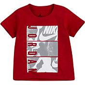 Jordan Boys' Logo Stack Graphic T-Shirt