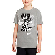 Jordan Boys' Post Up Graphic T-Shirt