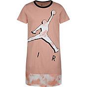 Jordan Girls' Tie Dye T-Shirt Dress
