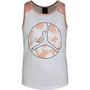 Jordan Girls' Tie Dye Tank Top