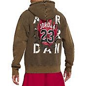 Jordan Men's AJ5 Graphic Fleece Pullover Hoodie