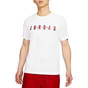 Jordan Men's Dri-FIT Air Wordmark T-Shirt