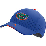 Jordan Men's Florida Gators Blue AeroBill Swoosh Flex Classic99 Football Sideline Hat