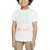 Jordan Little Boys' Dunk Fade Graphic T-Shirt