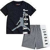 Jordan Little Boys' Printed T-Shirt and Shorts Set