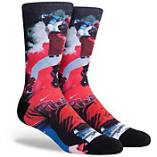 PKWY Philadelphia Phillies Black Bryce Harper #3 Crew Socks