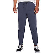 VRST Men's Washed Twill Terry Joggers