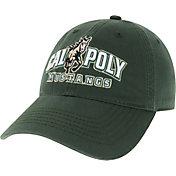 League-Legacy Men's Cal Poly Mustangs Green EZA Adjustable Hat