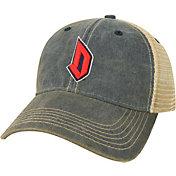 League-Legacy Men's Duquesne Dukes Blue Trucker Hat