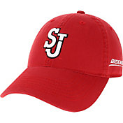 League-Legacy Men's St. John's Red Storm Red EZA Adjustable Hat