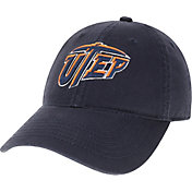 League-Legacy Men's UTEP Miners Navy EZA Adjustable Hat