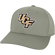 League-Legacy Men's UCF Knights Grey Cool Fit Stretch Hat