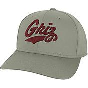 League-Legacy Men's Montana Grizzlies Silver Cool Fit Stretch Hat