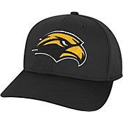 League-Legacy Men's Southern Miss Golden Eagles Cool Fit Stretch Black Hat