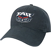 League-Legacy Youth Florida Atlantic Owls Blue Relaxed Twill Adjustable Hat