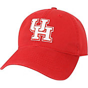 League-Legacy Youth Houston Cougars Red Relaxed Twill Adjustable Hat