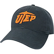 League-Legacy Youth UTEP Miners Navy Relaxed Twill Adjustable Hat