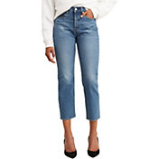 Levi's Women's Wedgie Fit Straight Jeans