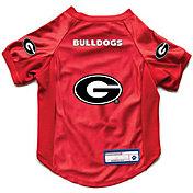 Little Earth Georgia Bulldogs Pet Stretch Jersey