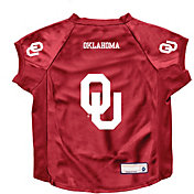 Little Earth Oklahoma Sooners Big Pet Stretch Jersey
