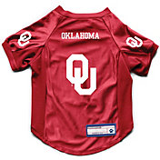 Little Earth Oklahoma Sooners Pet Stretch Jersey