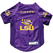 Little Earth LSU Tigers Pet Stretch Jersey