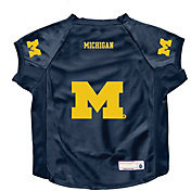 Little Earth Michigan Wolverines Big Pet Stretch Jersey
