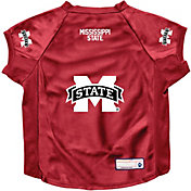 Little Earth Mississippi State Bulldogs Big Pet Stretch Jersey
