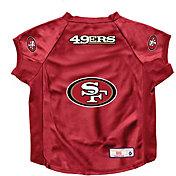 Little Earth San Francisco 49ers Big Pet Stretch Jersey