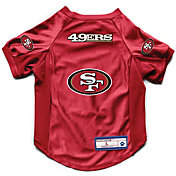 Little Earth San Francisco 49ers Pet Stretch Jersey
