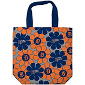 Loudmouth Detroit Tigers Flower Power Tote Bag