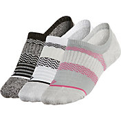 Lady Hagen Women's Footie Socks - 3 Pack