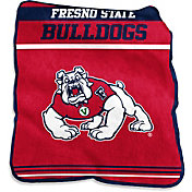 Fresno State Bulldogs 50'' x 60'' Game Day Throw Blanket