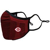 Levelwear Adult Cincinnati Reds Red Guard 3 Face Covering