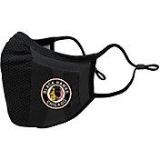 Levelwear Adult Chicago Blackhawks Vintage Guard 3 Black Face Mask