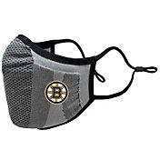 Levelwear Adult Boston Bruins Guard 3 Gray Face Mask
